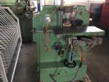 Used Bacci Mortising Machine with Double Table, 1993