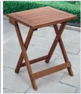 Find best timber supplies on Fordaq - Forexco Quang Nam - Acacia Square Garden Table (495x660x150 mm)