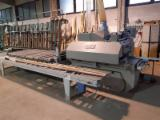 Woodworking Machinery - Used CML T350 Multi-Rip Saw at Movable Blade, 2001