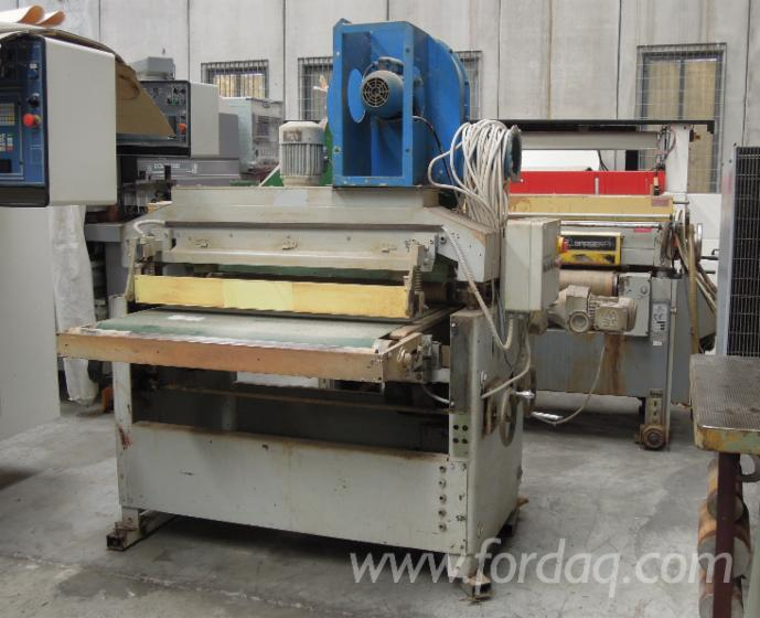 Used-Barberan-BRB-1400-E-Roller-Coaters