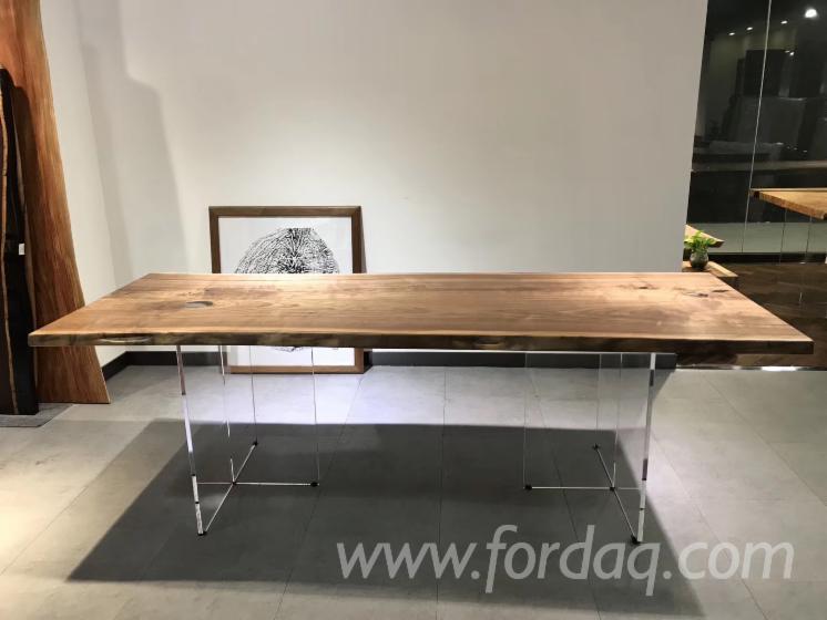 Vender Mesas De Salas De Reunião Design De Móveis Madeira Maciça Norte-americana Noz Preta China