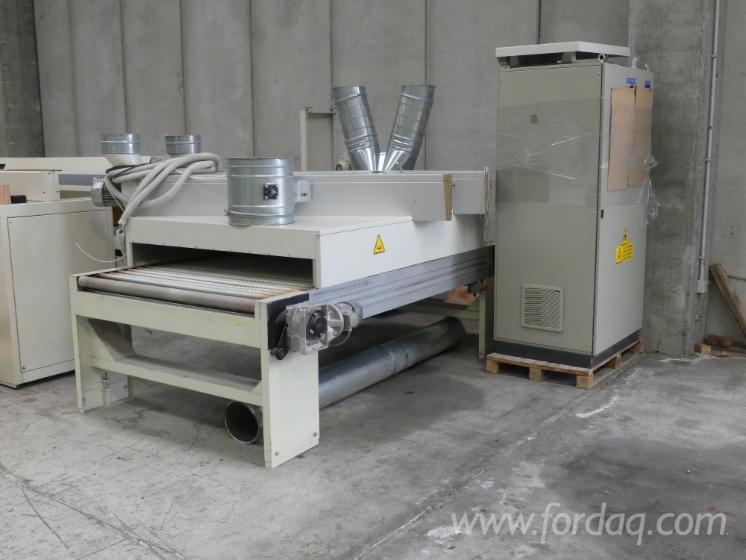 Used-Superfici-TU-166-30-2-Poliedra-UV-Dryer