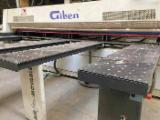 Woodworking Machinery - Used Giben Prismatic 2 H 100 SPT Panel Saw, 2009