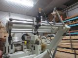 Woodworking Machinery - Used Mereen Johnson 3300-DC/SR-1 Gang Rip Saw, 2008