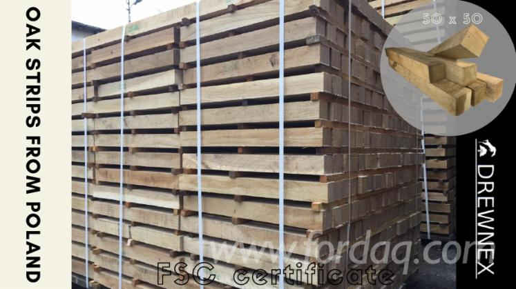 Oak-Strips--AB-Grade