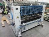 Woodworking Machinery - Used Osama S4R/P-1400 Glue Spreader, CE Norms