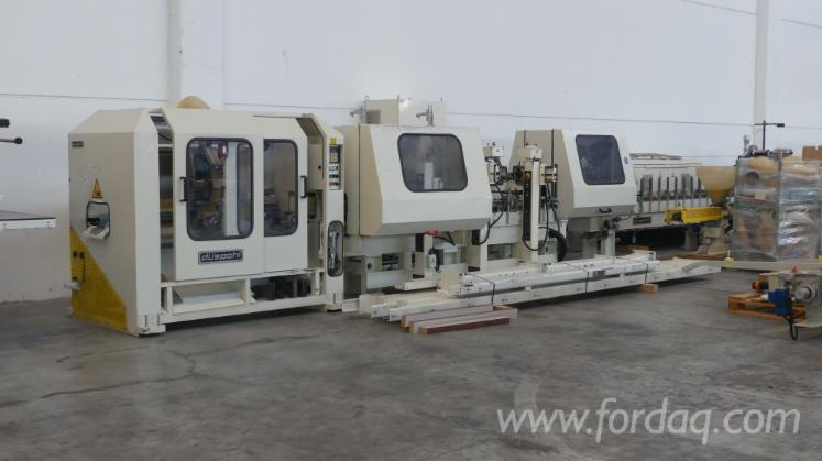 Used-D%C3%BCspohl-DUP-HT-250-Profile-Wrapping-Machine