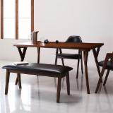Acacia Kitchen Furniture Set - Design Style