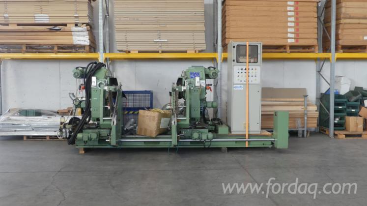 Used-Bacci-TSD-CSF2-NC13-Round-End-Tenoner