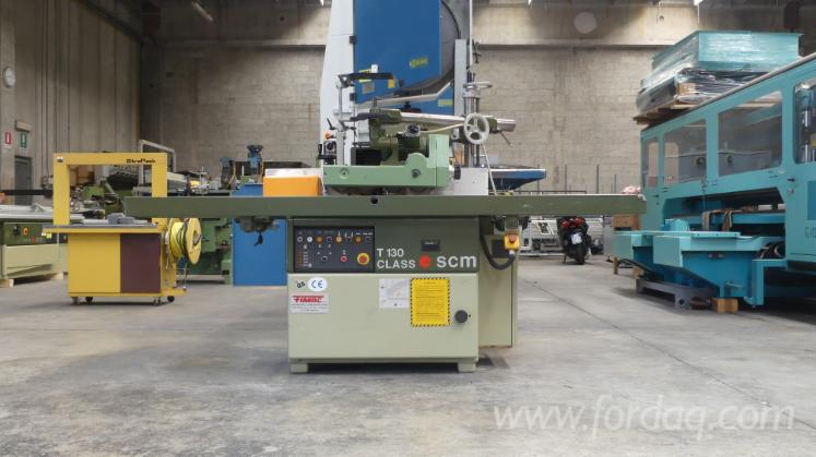 Used-SCM-T-130-Class-LL-Spindle-Milling-Machine