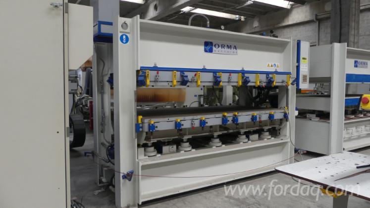 Used-Orma-Omnia-X2-Membrane-Press