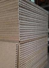 Tubular Particle Board for Door Core, 35 & 38 mm
