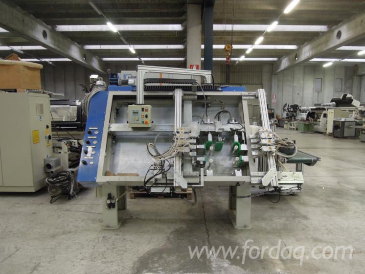 Used-Termopak-STC-G-2000-Frame-Press