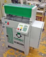 Vender Máquina De Colagem De Placas OMEC IMC300 Usada 2010 Itália