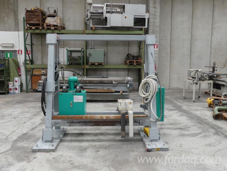 Used-Casolin-BU-Junior-Frame-Press