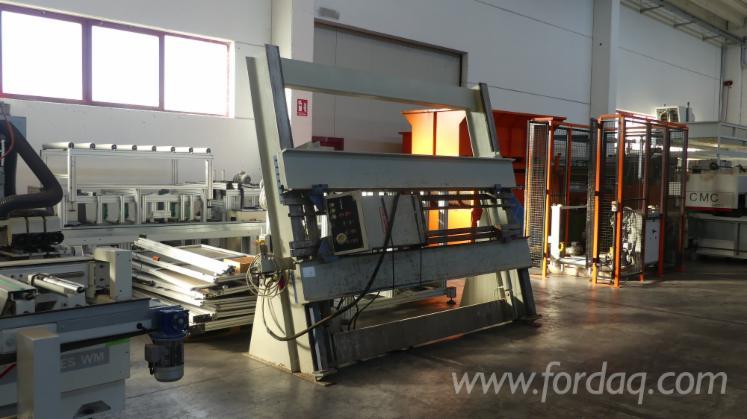 Used-Marzani-Rego-92--Frame-Press