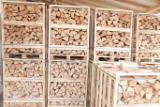 Beech Cleaved Firewood, FSC 25+ cm