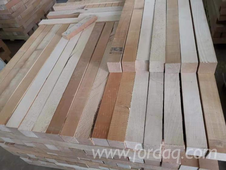 Square-Edged-Beech-Lumber