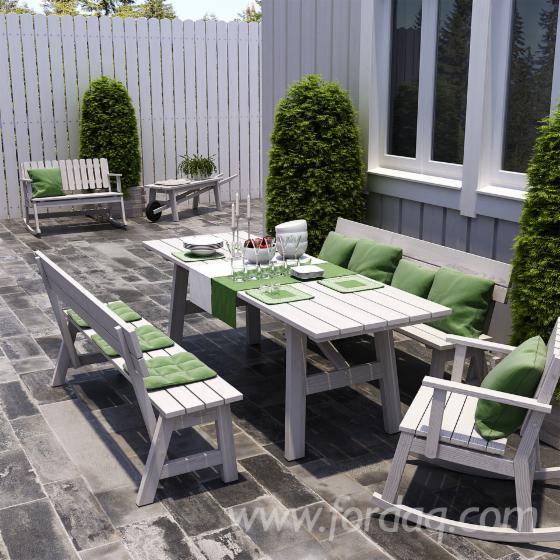 Pine Garden Sets FSC