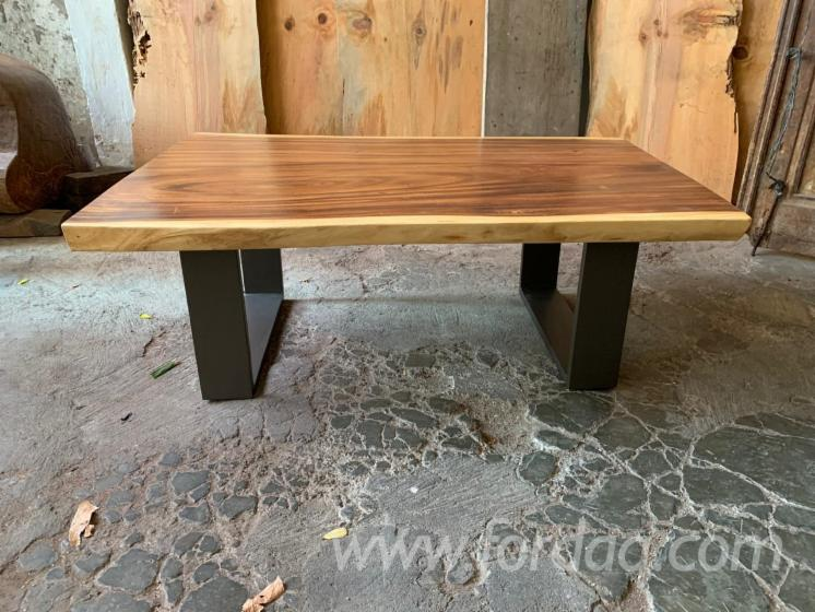 Coffee Tables/Tea Tables With Metal Legs