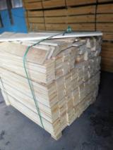 Embalagens de madeira Pinus - Sequóia Vermelha, Abeto - Whitewood Forno Seco (KD)