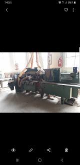 Vender Máquinas De Moldagem Para Usinagem De Três E Quatro Lados Weinig U 17 Usada 1983 Roménia