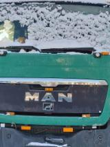 Woodworking Machinery - Used MAN 2012 Truck For Sale Romania