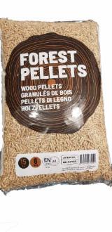 Vender Pellets De Madeira Pinus - Sequóia Vermelha, Abeto - Whitewood ENplus Lituânia