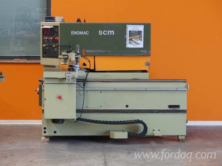 Vender-M%C3%A1quina-Espigadora-Simples-SCM-Tenomac-Usada-1992
