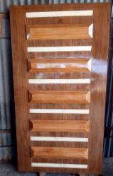 Walnut/Ash Doors, 38-45 mm Thick