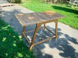 Find best timber supplies on Fordaq - Forexco Quang Nam - Acacia Garden Extendable Tables