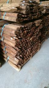Vender Madeira Redonda De Formato Cónico Eucalipto Vietnã