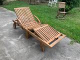 Find best timber supplies on Fordaq - Forexco Quang Nam - Acacia Garden Loungers, Natural Oil Finish