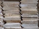 Drewno Lite, Świerk - Whitewood, Sosna Zwyczajna - Redwood, Siding Zewnętrzny