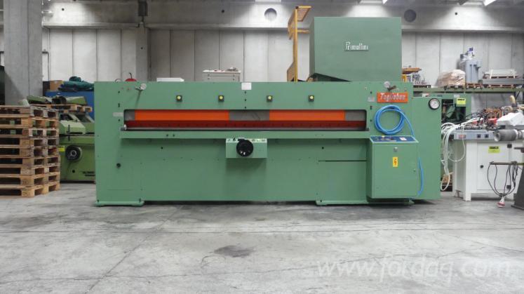 Gebraucht-Tagliabue-TIA-3000-Furnierschere-Zu-Verkaufen