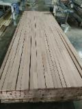 Beech Wood Components - Beech Finger Joints Lamellas 27*50*2500 / 37*50*2500 mm