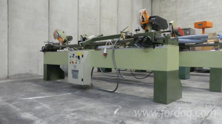Gebraucht-OMGA-TR-2A-1996-Gehrungskreiss%C3%A4ge-Zu-Verkaufen