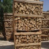 firewood on pallets FSC certified