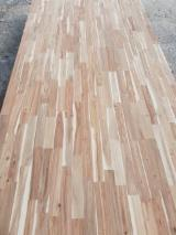 Find best timber supplies on Fordaq - Gia Tran Wood - Wood Finger-Jointed Solid Wood Panel, 12-40 mm