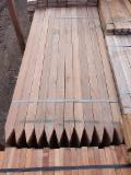 Azobe Beams And Stakes, 37-125 mm