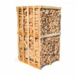 KD Beech/Oak Cleaved Woodlogs For Sale