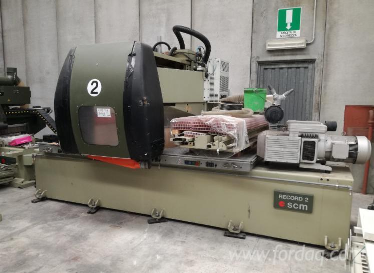Vender-Centro-De-Usinagem-CNC-SCM-Record-2-Usada-1995