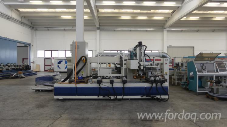 Vender-Centro-De-Usinagem-CNC-UNITEAM-Sprint-6E-3213M-Usada-2008