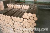Vender Briquets De Madeira Abeto Siberiano Ucrânia