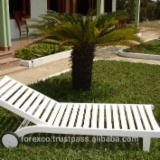 Find best timber supplies on Fordaq - Forexco Quang Nam - Outdoor Acacia Sun Lounger, 1650 mm Long