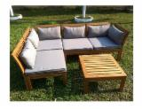 Find best timber supplies on Fordaq - Forexco Quang Nam - Acacia Sofa Sets For Garden, Natural Oil FInish