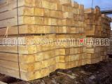 Pine (Redwood) Large Beams, 150-300x150-300mm