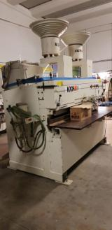Woodworking Machinery - Used KOCH Windoor Doppia Testa 2002 Dowel Hole Boring Machine For Sale Italy