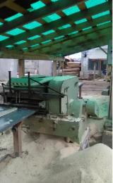 Woodworking Machinery - Used PAUL -- Gang Rip Saws With Roller Or Slat Feed For Sale Romania
