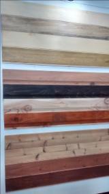 实木及其它抛光材料, 南部黄松, 室内镶板